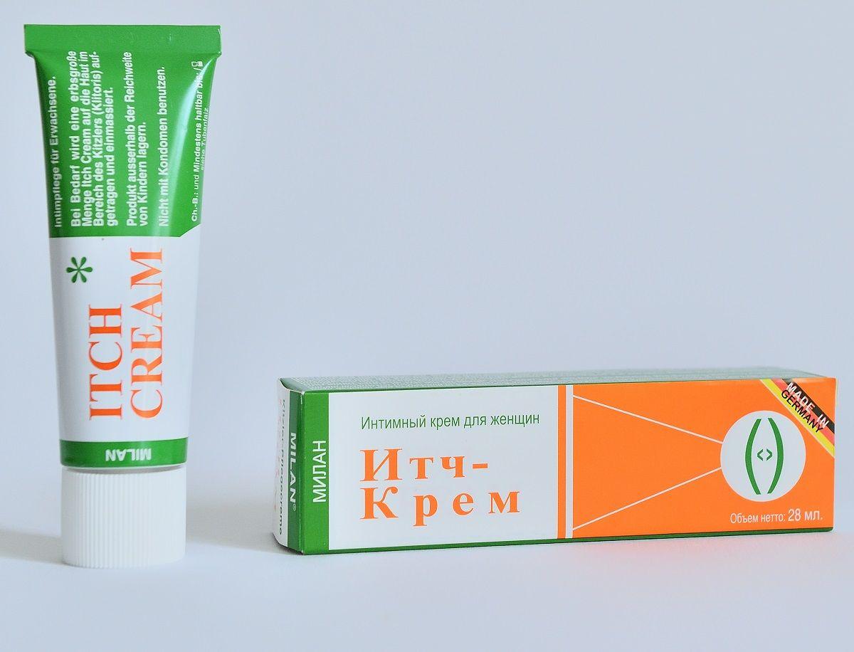 Возбуждающий крем для женщин Itch Cream - 28 мл. - фото 312159