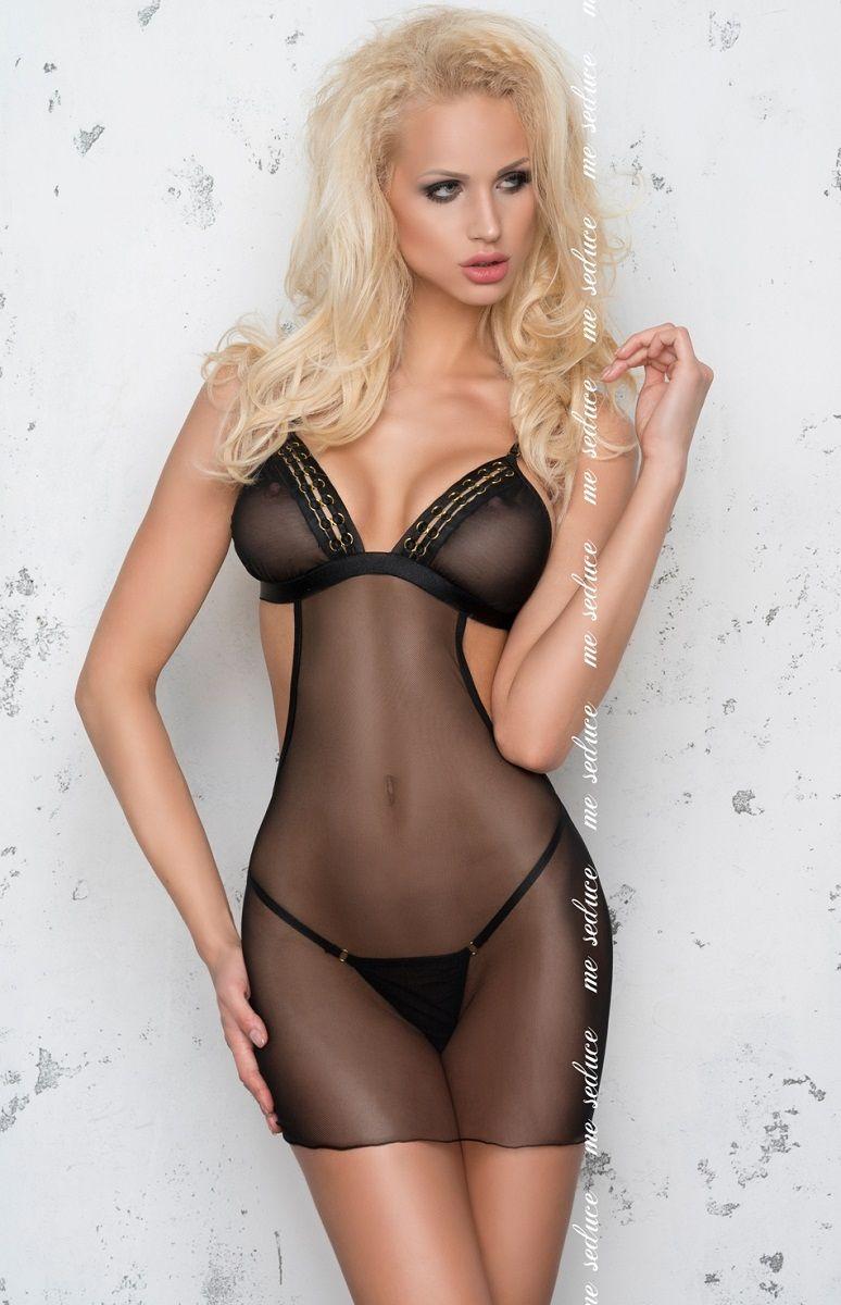 Сорочка Nicole с полуоткрытой спинкой