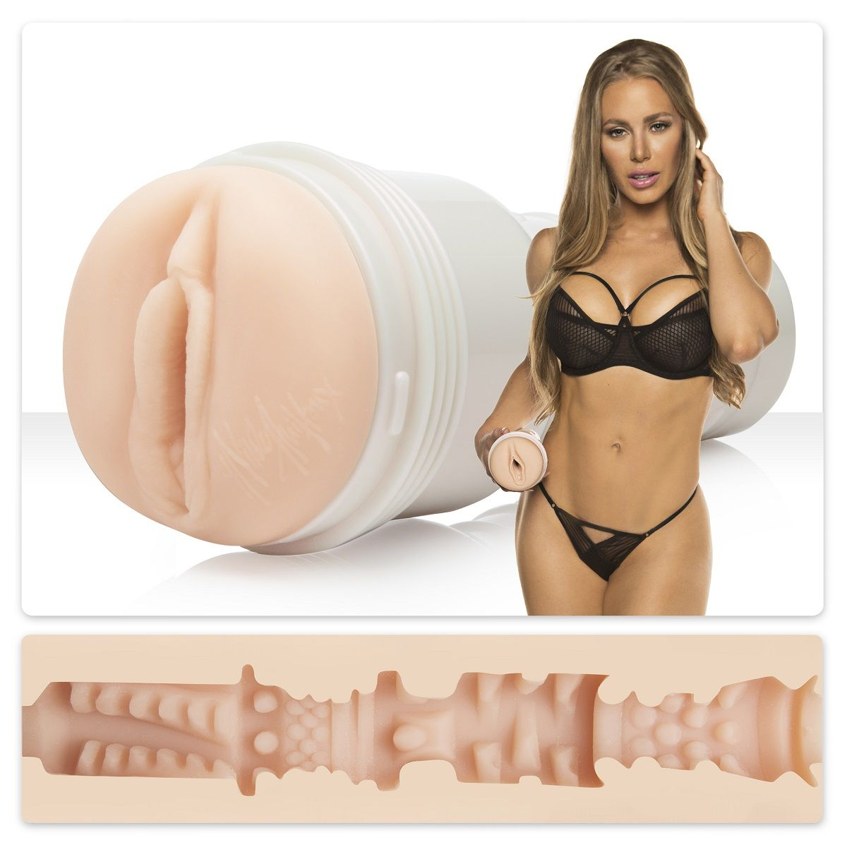 Мастурбатор-вагина Fleshlight Girls - Nicole Aniston Fit