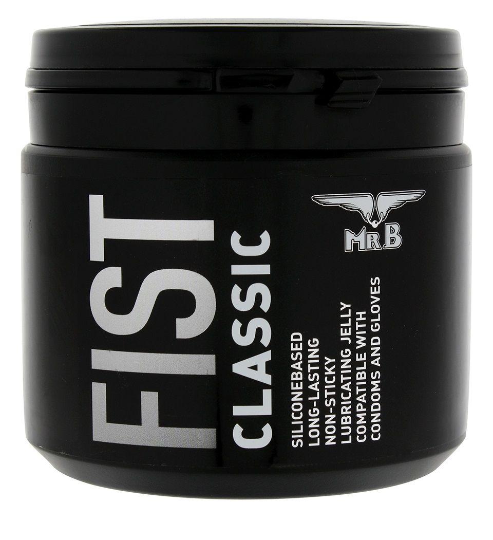 Cиликоновая смазка для фистинга Mister B Fist Classic - 500 мл.