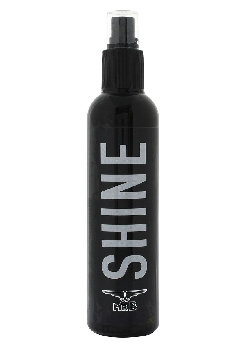 Средство по уходу за латексом, резиной и винилом Mister B Shine - 200 мл.