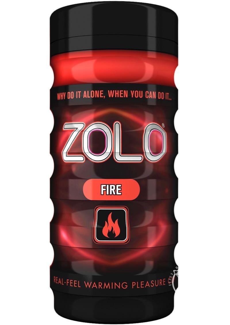 Мастурбатор ZOLO FIRE CUP