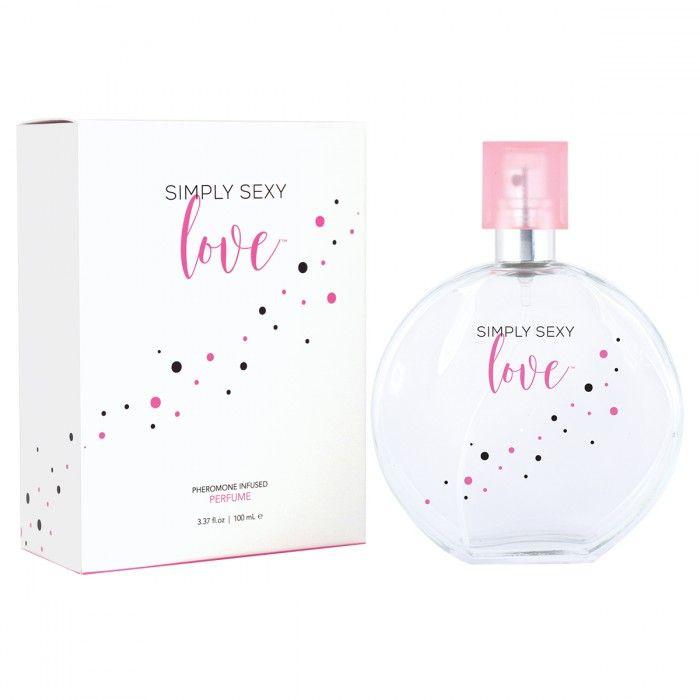 Женские духи с феромонами Perfume Simply sexy - 100 мл.