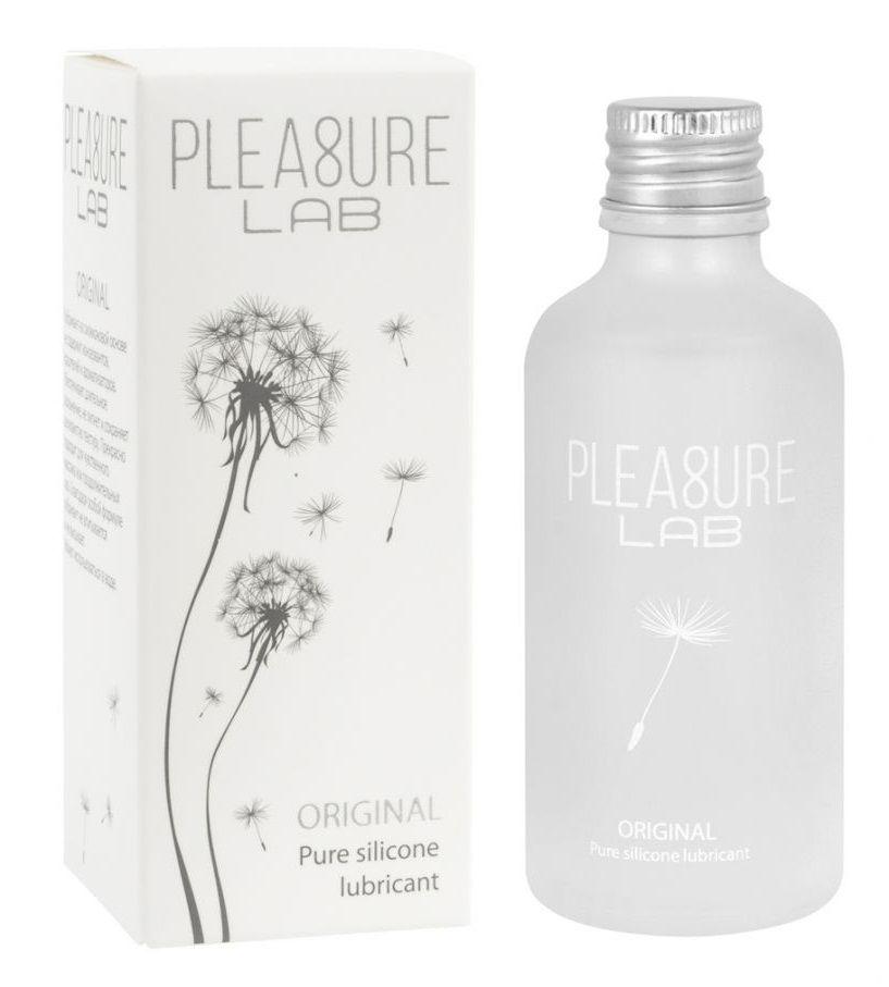 Гипоаллергенный силиконовый лубрикант Pleasure Lab Original - 50 мл. - фото 318068