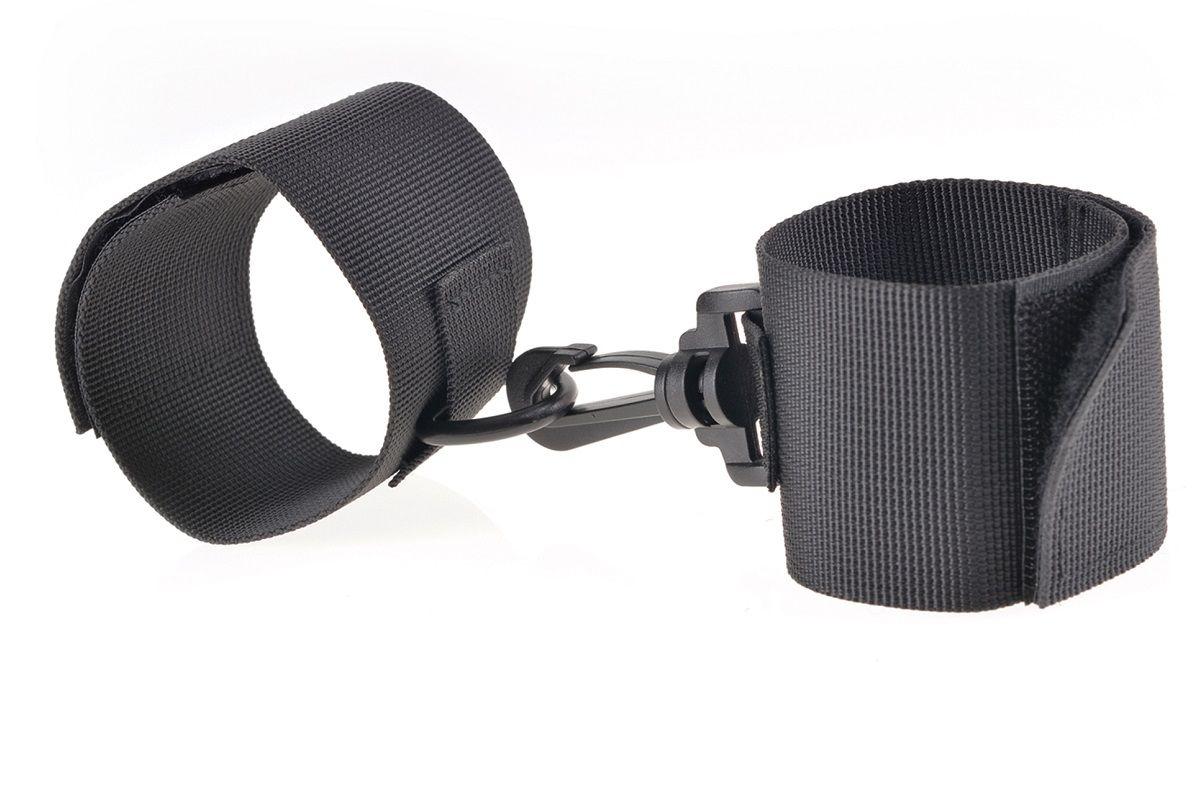 Мягкие нейлоновые наручники с карабином Beginner s Nylon Cuffs