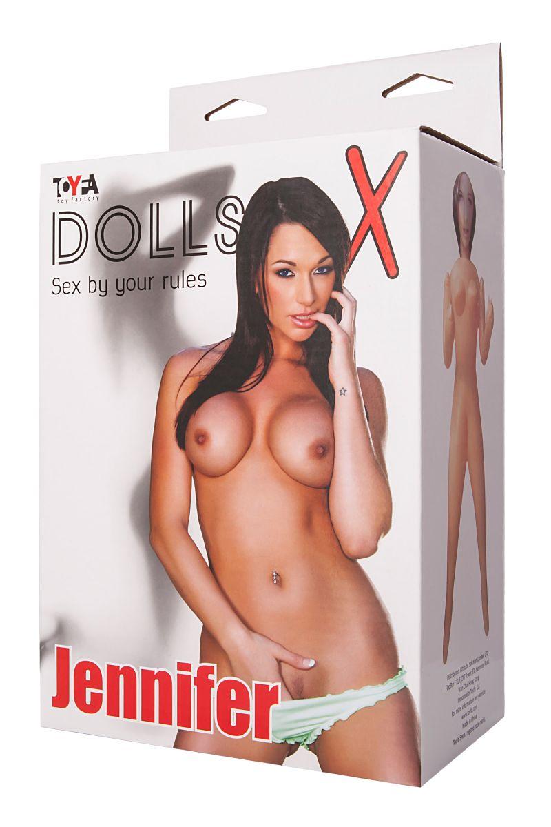 Надувная секс-кукла Jennifer - фото 229113