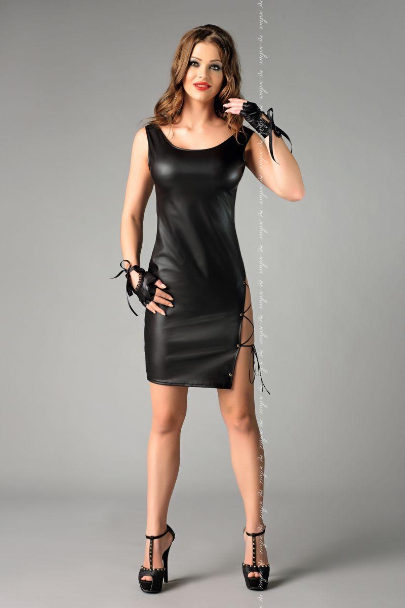 Сексуальное платье Abigel со шнуровкой