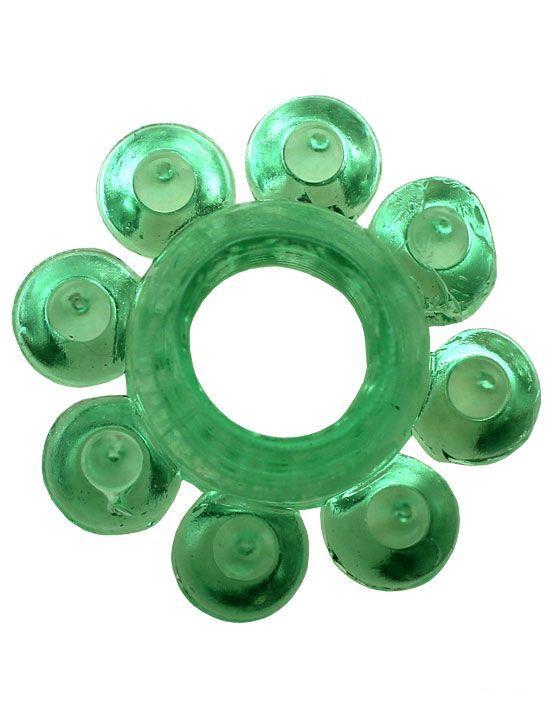 Эрекционное кольцо с виде цветка - фото 1165877