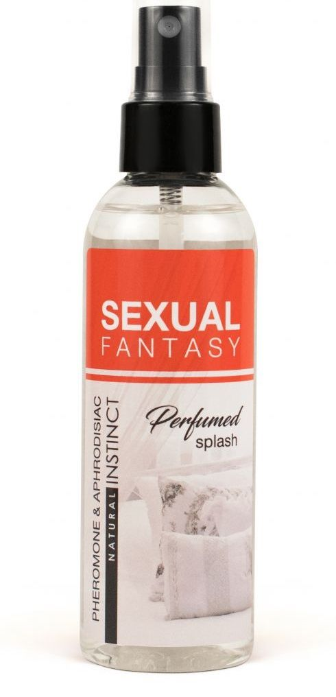 Парфюмированная вода для тела и текстиля Sexual Fantasy - 100 мл.