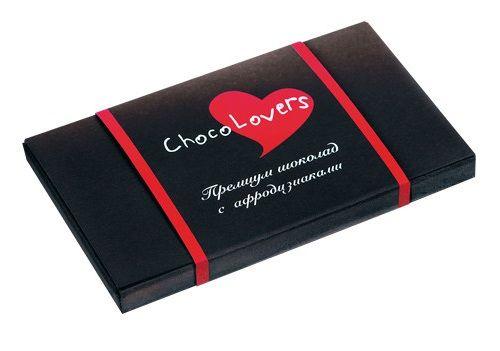Шоколад с афродизиаками ChocoLovers - 20 гр. - фото 111783