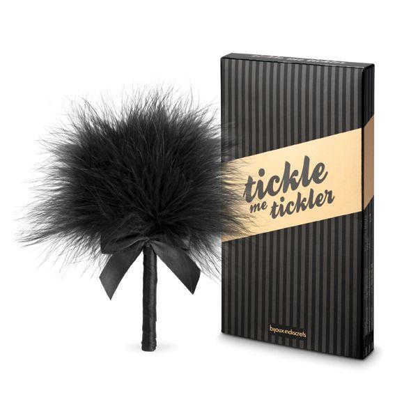 Пуховка для эротических игр Tickle Me Tickler