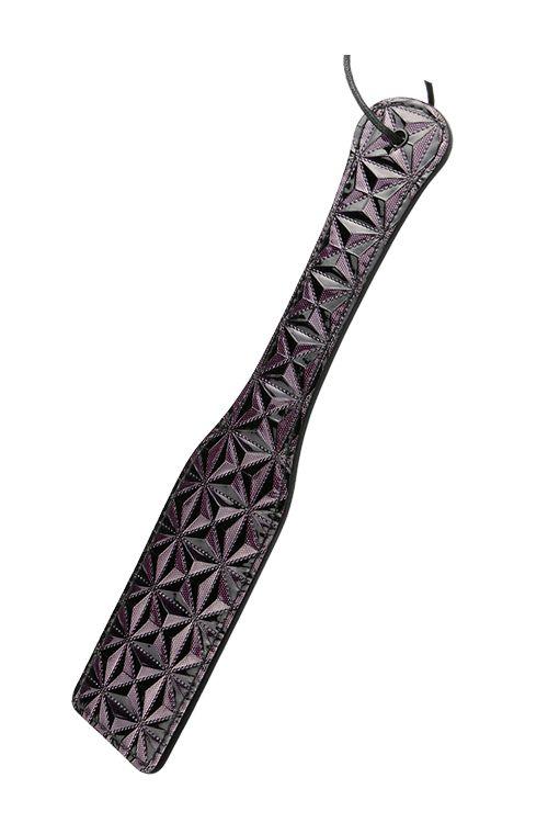 Фиолетово-чёрный пэддл BLAZE PADDLE PURPLE - 53 см. - фото 1538691