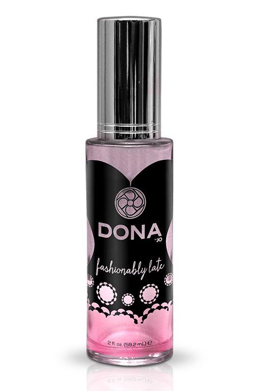 Женский парфюм с феромонами DONA Fashionably late - 59,2 мл.