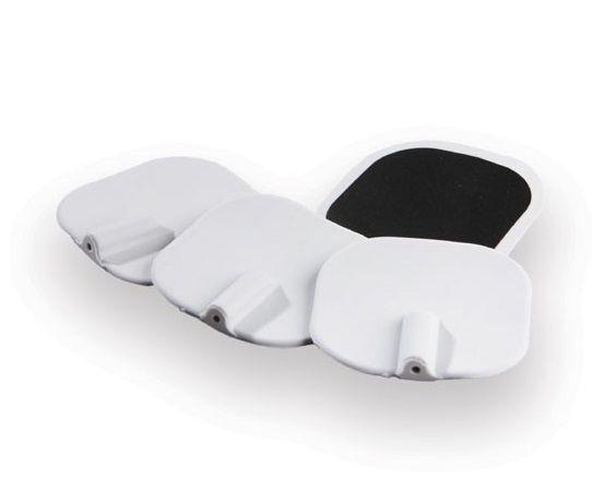 Силиконовые сменные подушечки-электроды e-stim electrodes