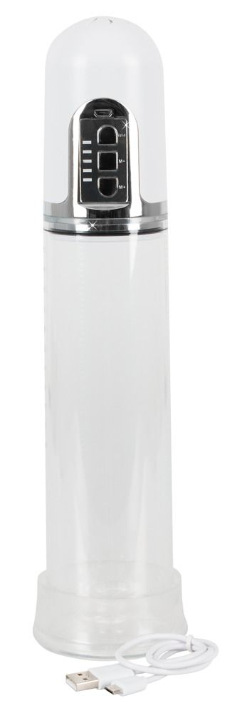 Белая автоматическая вакуумная помпа Mister Boner