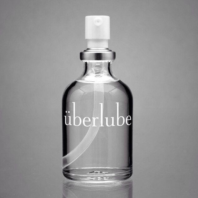 Лубрикант на силиконовой основе Uberlube - 50 мл.