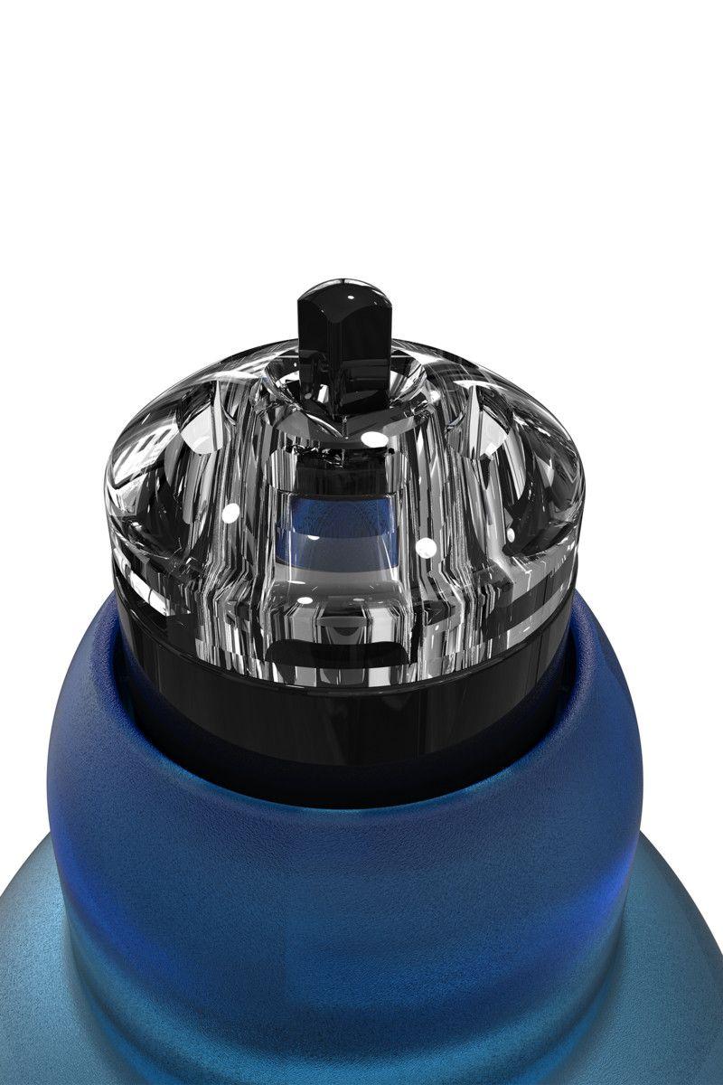 Голубая гидропомпа Hydromax X30 Wide Boy - фото 261476