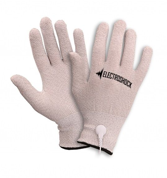 Перчатки с электростимуляцией E-Stimulation Gloves - фото 162806