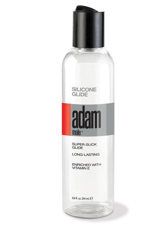 Силиконовая смазка для мужчин Adam Male Silicone Glide - 236 мл.