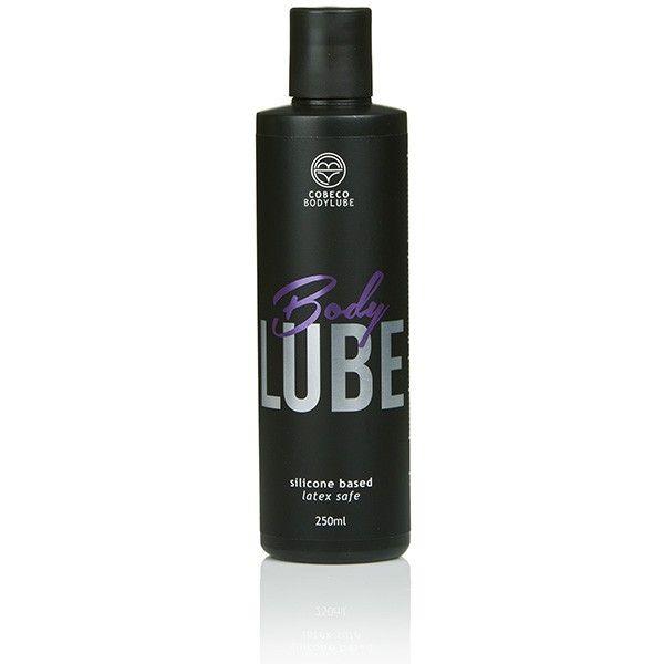 Лубрикант на силиконовой основе Cobeco Body Lube Silicone Based - 250 мл.