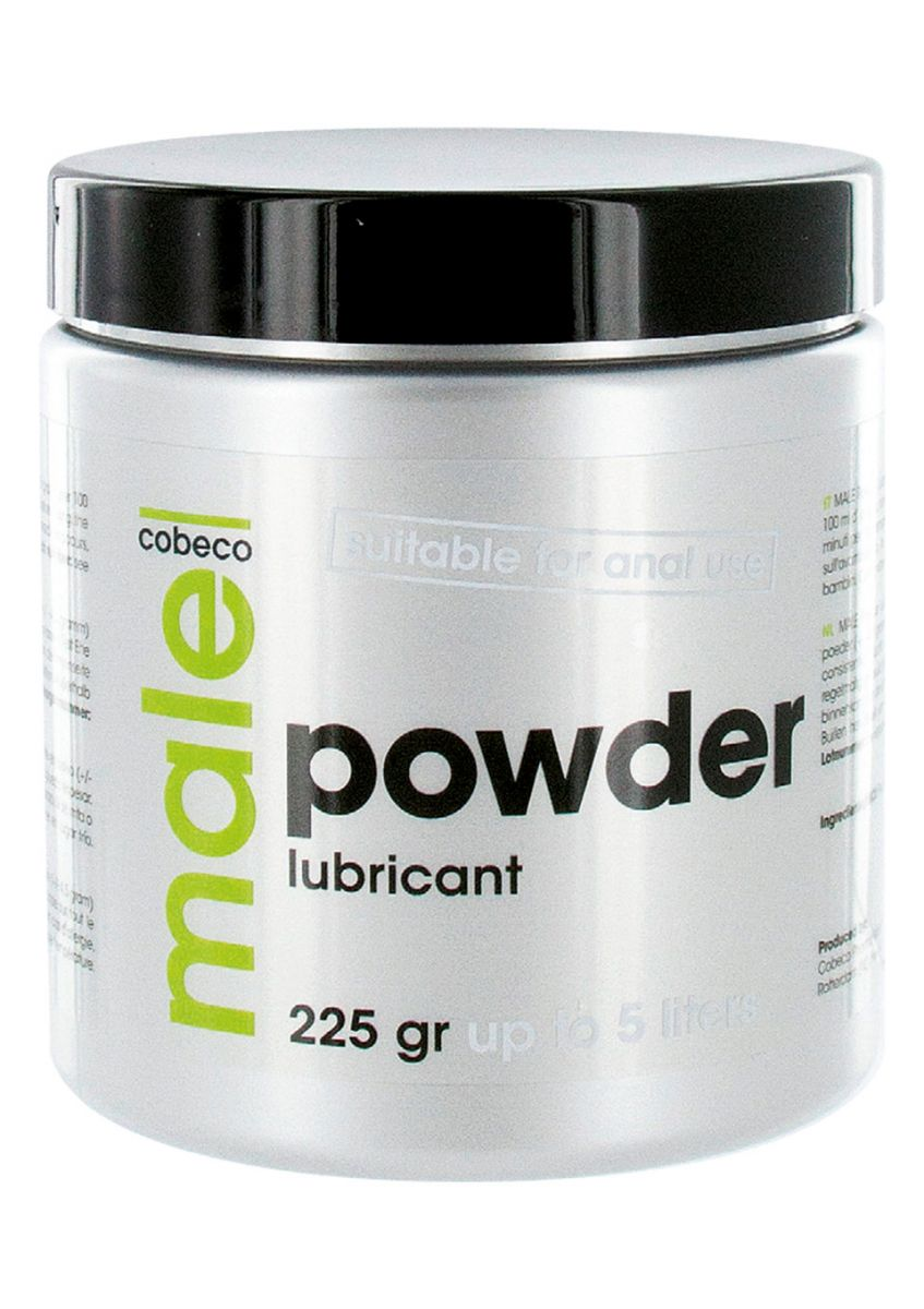 Пудра для создания смазки своими руками Cobeco Powder Lubricant - 225 гр. - фото 331005