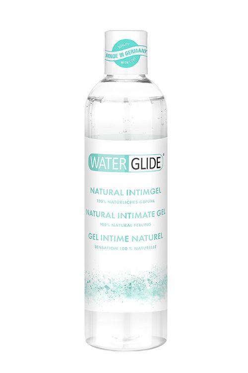 Лубрикант на водной основе с пантенолом NATURAL INTIMATE GEL - 300 мл.