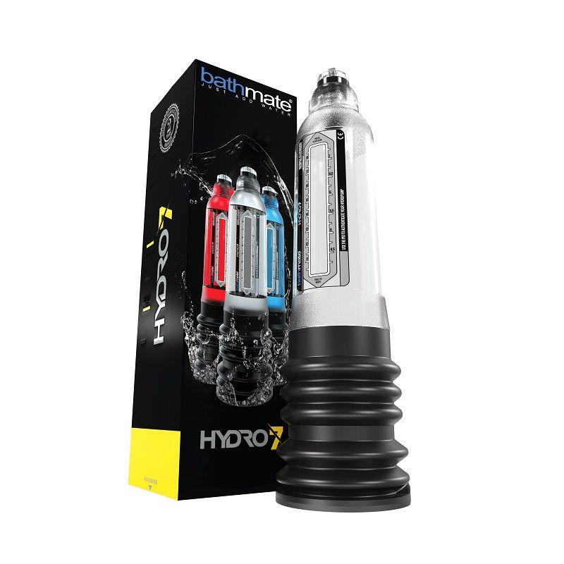 Прозрачная гидропомпа HYDRO7 - фото 1180023