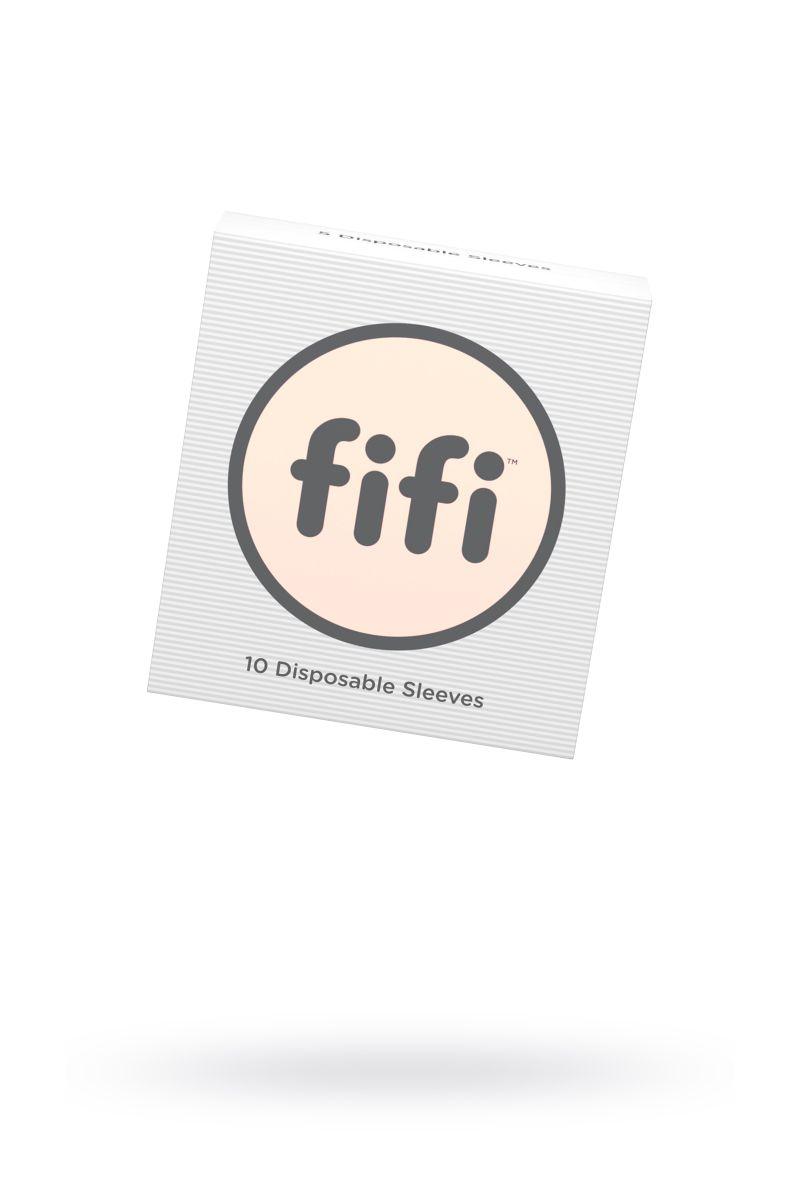 Сменные насадки для мастурбатора FIFI MALE - 10 шт. - фото 154494