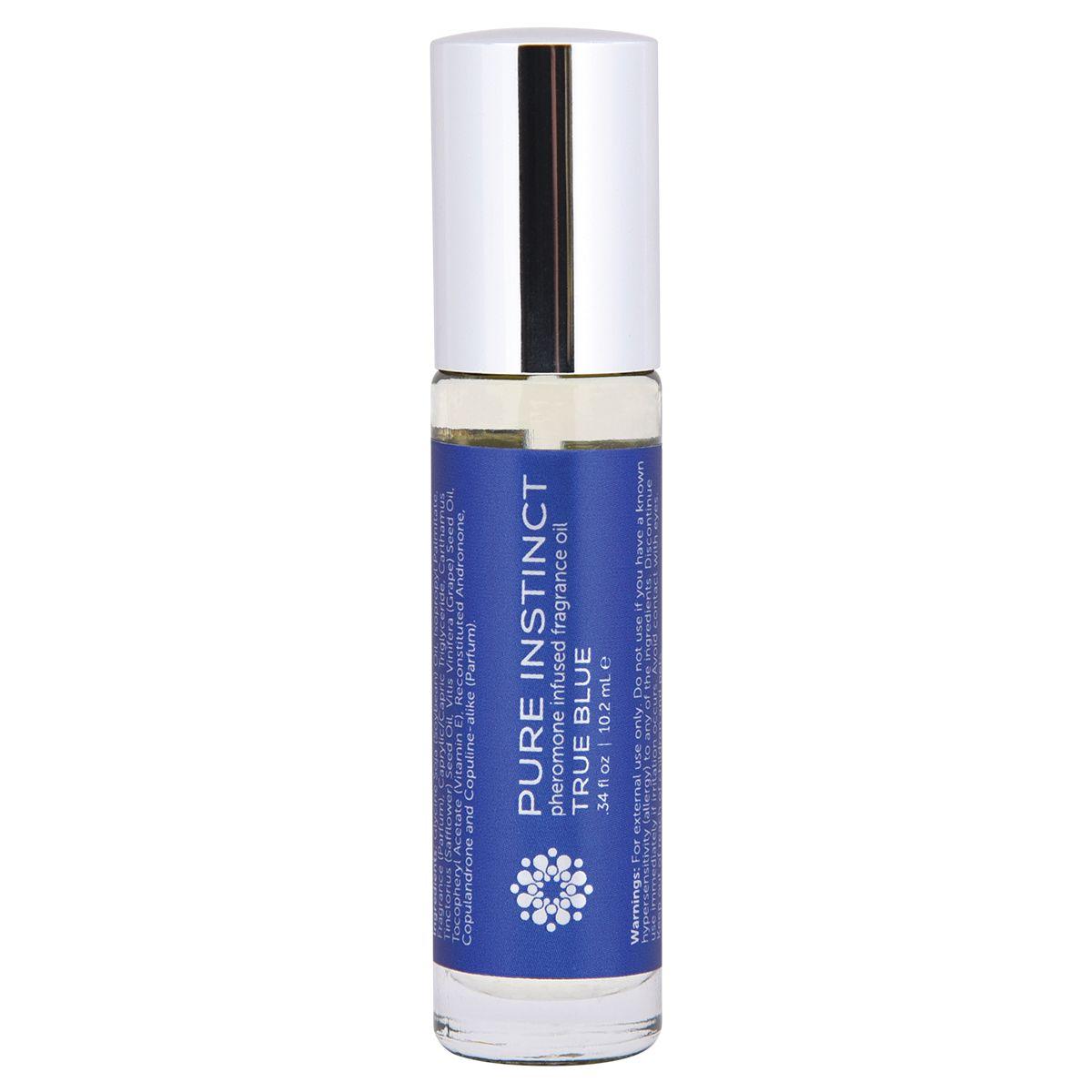 Обогащенное парфюмерное масло PURE INSTINCT для двоих - 10,2 мл.