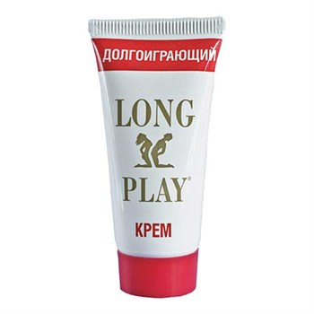 Крем-пролонгатор Long Play - 15 гр.