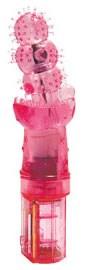 Ротатор с вибратором BONSAI, розовый