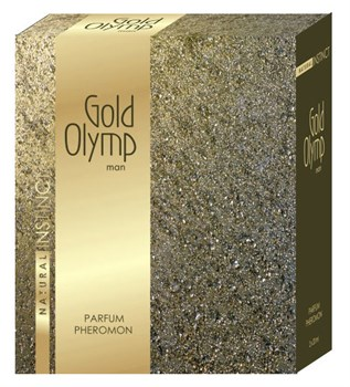 Мужские духи с феромонами с ароматом *Gold Olymp*, 40ml