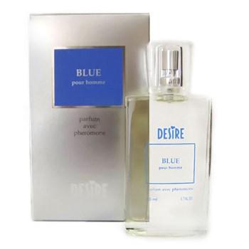 Духи с феромонами DESIRE Blue (мужские),50 мл