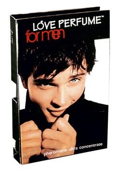 Пробник на мужской концентрат феромонов (Love Parfum), 1,5 мл.
