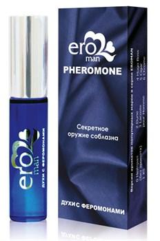 Духи с феромонами для мужчин Eroman №4 - 8 мл.