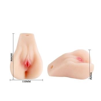 Вагина и анус с вибрацией Passionate Pussy   Ass