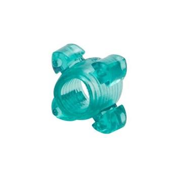 Набор из 6 разноцветных эрекционных колец Senso 6 Pak