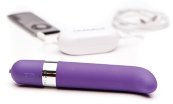 Вибратор OhMiBod Freestyle G-Sport фиолетовый