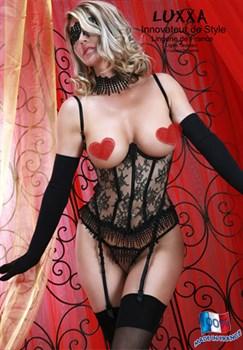 Корсет с подвязками Luxxa Night Taureau sein nu courte