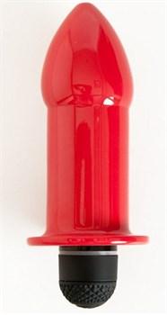 Красная водонепроницаемая вибровтулка - 15,5 см.