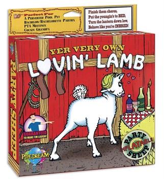 Надувная секс-кукла козочка Lovin Lamb