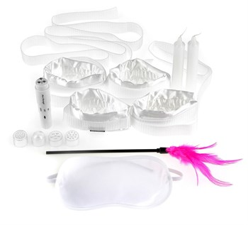 Набор для эротических игр Honeymoon Bondage Kit