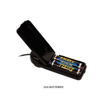 Вибромассажер-реалистик на присоске из реалистичного материала - 26,5 см.