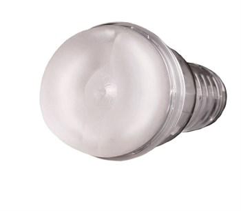 Прозрачный мастурбатор-анус Fleshlight - Ice Butt Crystal