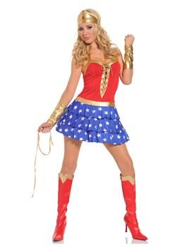 Костюм героини комиксов Wonder Woman