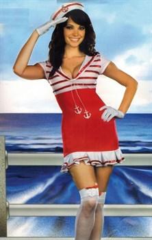 Костюм морячки Sassy sailor