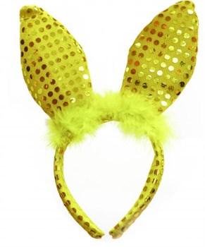 Блестящие уши кролика