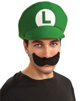 Шапка супер Марио