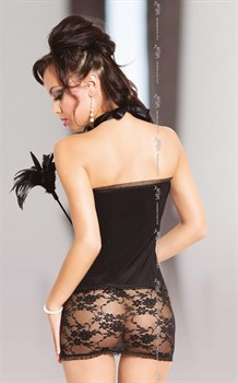 Сексуальная сорочка Paris без бретелей