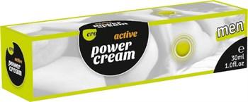 Возбуждающий крем для мужчин Active Power Cream - 30 мл.